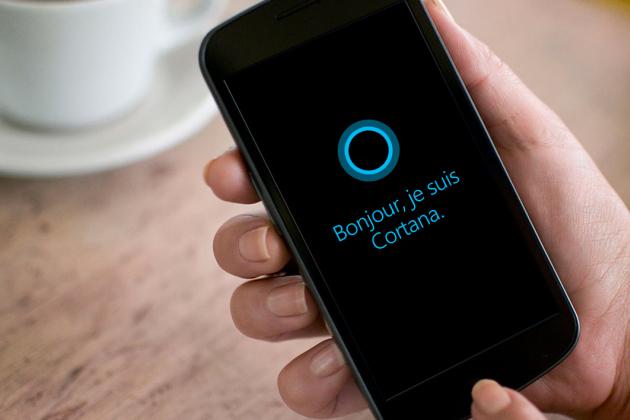 Cortana mobile