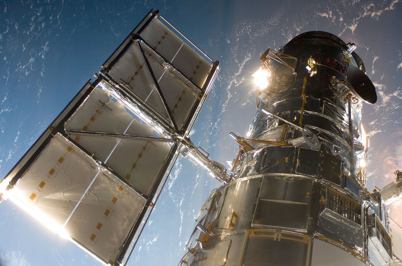 Space_Telescope_Hubble_2009
