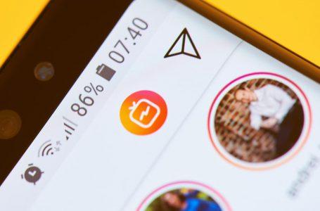 Instagram veut que vous regardiez des vidéos d'IGTV à tout prix