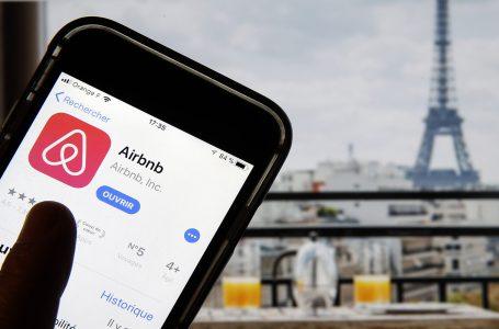 Paris demande 12,5 millions d'euros à Airbnb pour des publicités illégales