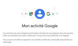 Activite Google
